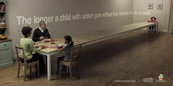Autisme, mad, kostændring, diæt